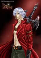 First Dante by CameDorea