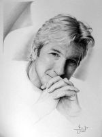 Richard Gere. by valeriafernand