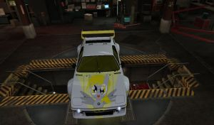 Need For Speed My Little Pony. Derpy Hooves M1 [5] by BerryVeloce