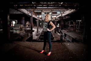 Old Factory by sazzy1902