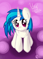 Vinyl Scratch :3 by lunaismostkawaii