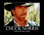 Chuck Norris by Darkman140