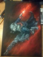 Dante unfinished by mirikul