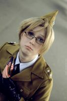 ALFRED_00 by ItsuChi
