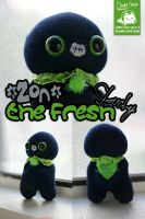 Zon the Fresh Slouchy by cleody