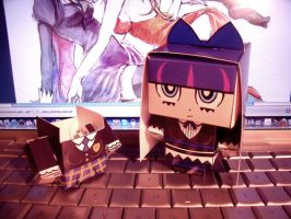 Stocking Cubee 2 by Yamino