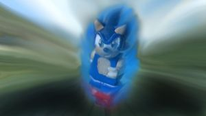 Sonic Boom by THERAIDER01