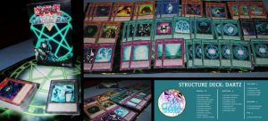 Structure Deck: Dartz | Orica Fan Made by Biohazard20