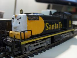 Warrior, the Workhorse Switcher Engine by TheCaptainofDerp