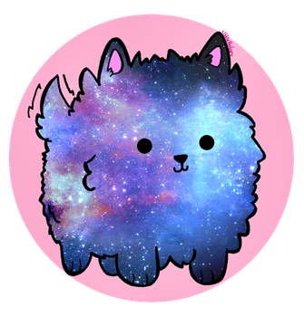 Galaxy puppy by lilwinry121