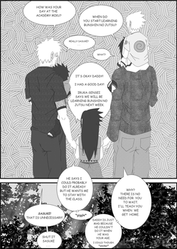 SasuNaru ~ Parenting: page 6 [mini comic] by artluvr103