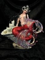 Diamond Diva Mermaid by SutherlandArt