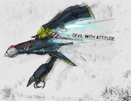 Devil With Attitude by Zaeta-K