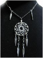Star Dream - necklace by SaQe