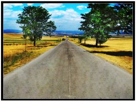 long road 2nd version.. by lambo311