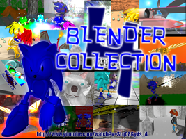 Blender Collection 4 by Adreos