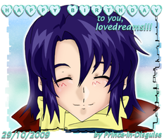 Athrun - A Date for lovedreams by Prince-in-Disguise