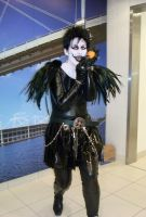 Ryuk Cosplay III by BloodMermaid