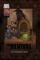The Revival: Issue #2 by MurderousAutomaton