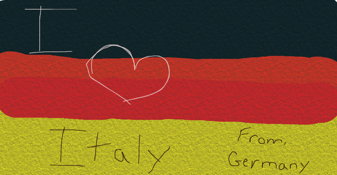 For My Love Italy  From Germany by KHRLOVER5927