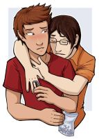 Jet+Zuko - Ikea and Hugs by AliWildgoose