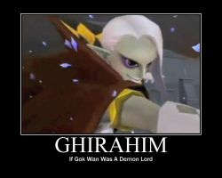 Ghirahim Motivational by corion13
