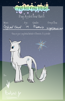 Crystal View: Sylver Star by NekoMewMix