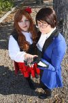 ''Always by my side'' AusHun Hetalia by Smuffs