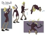 Dr. Jekyll to Mr. Hyde 1 by Cosmic0ne