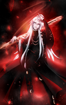 Undertaker 'Flash of Sotoba' by Kristallin-F