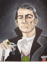 Barnabas Collins by SticthedupScarecrow