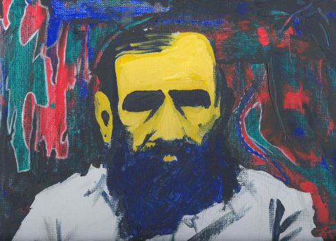 Dostoevsky by Griliopoulos
