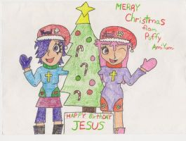Happy Birthday Jesus 2007 by MSKM2001