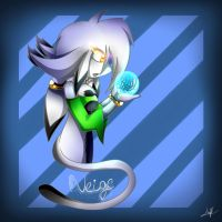 .:Gift for r-no71- Neige the cat:. by Kathy-the-echidna