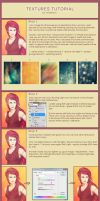 Textures Tutorial by ribkaDory