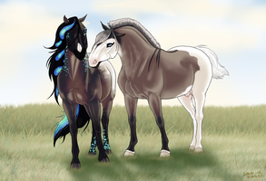 Breeding: Two Of A Kind by Equeline