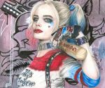 Harley Quinn - Suicide Squad by PipisGamer