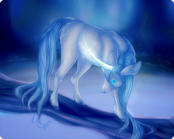 The Last Unicorn by Fainalotea