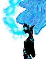 I'm Blue by Lace-Agate