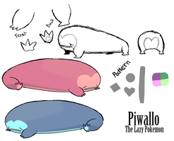 Piwallo Reference Sheet by slickedbackArtisan