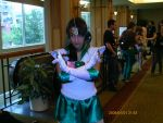 sailor jupiter by moe-kawaii-sunshine