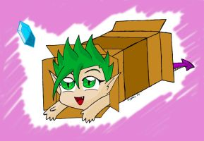 Box of Spike by TheBlackEmperor