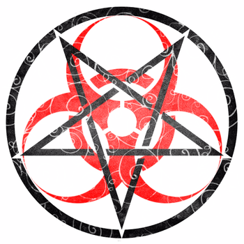 Bio-Pentagram by spiderkid321