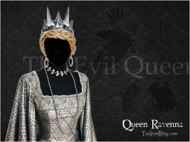 Ravenna The Evil Queen by TheIronRing