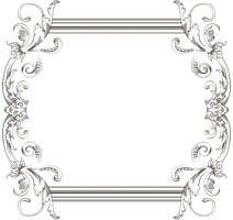 Custom Vintage Frame Three by kingoftheswingers
