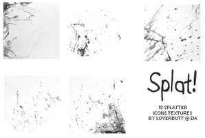 SPLAT icon textures by loverbutt