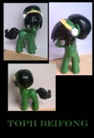 Toph Pony by Uminohoshi