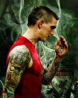 Daniel Agger #5 by ANGUSXRed