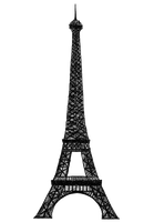 Paris Eiffel Tower Png by ananurputeri