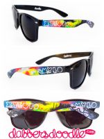 Mylo Xyloto Sunglasses by DablurArt